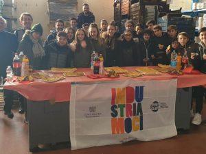 PMI DAY 2018 – La scuola Media Einstein tra le Microrettifiche di Bombardi