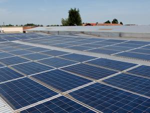 Con il fotovoltaico, energia rinnovabile per Bombardi Rettifiche