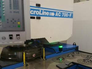 Due nuove unità di microrettifica: macchine uniche per una produzione ad alta precisione