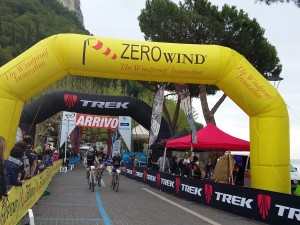 MTB Garda Marathon: un'altra sfida per il gruppo Winx Warrior di Bombardi Rettifiche e Autointerni