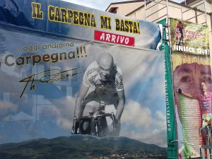 """Il gruppo Winx Warrior sulle strade del Pirata, per l'8^ edizione della granfondo MTB """"Il Carpegna mi basta!"""""""