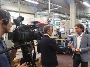 Dare & Avere: Bombardi Rettifiche sarà protagonista della trasmissione di Telereggio Reggio Emilia