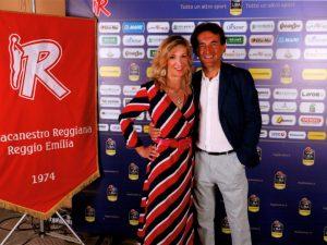 Cena degli sponsor Pallacanestro Reggiana, stagione 2018/19