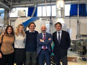 Unindustria Reggio Emilia in visita alla Bombardi Rettifiche