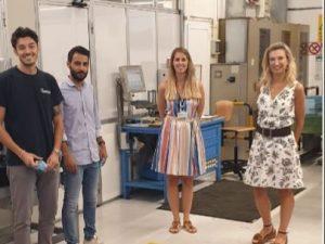 Sostenibilità aziendale, Bombardi Rettifiche riceve Unindustria Reggio Emilia